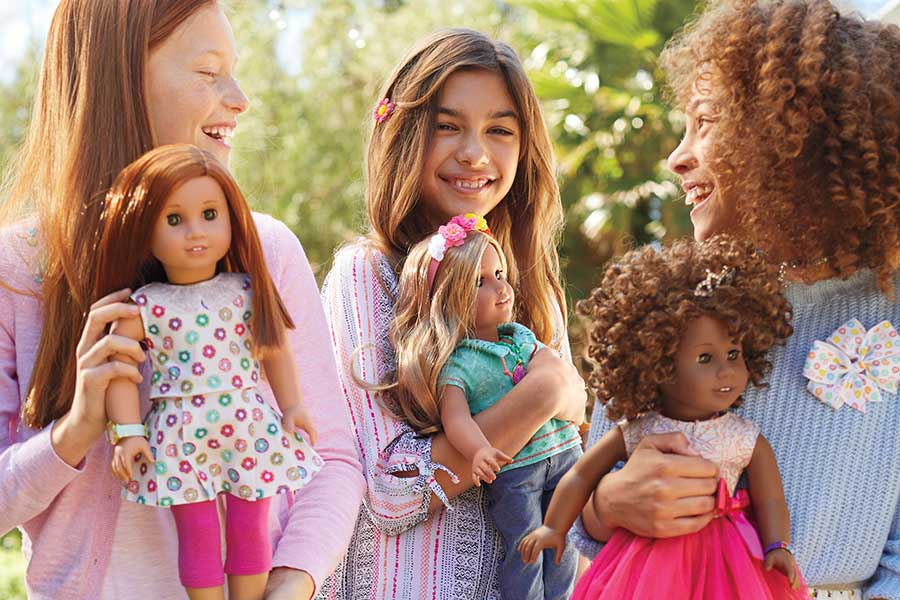 American Girl® Store Package
