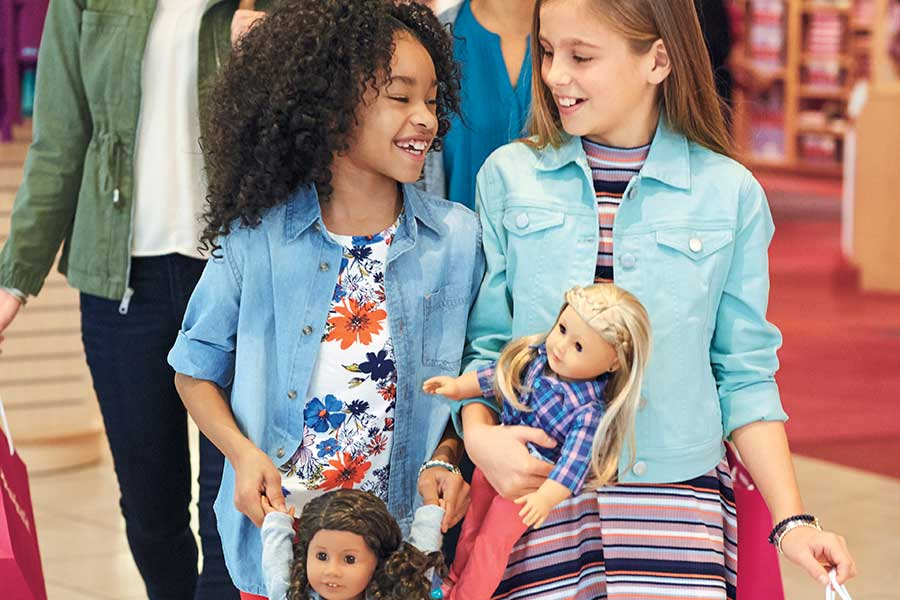 Deluxe American Girl® Store Package