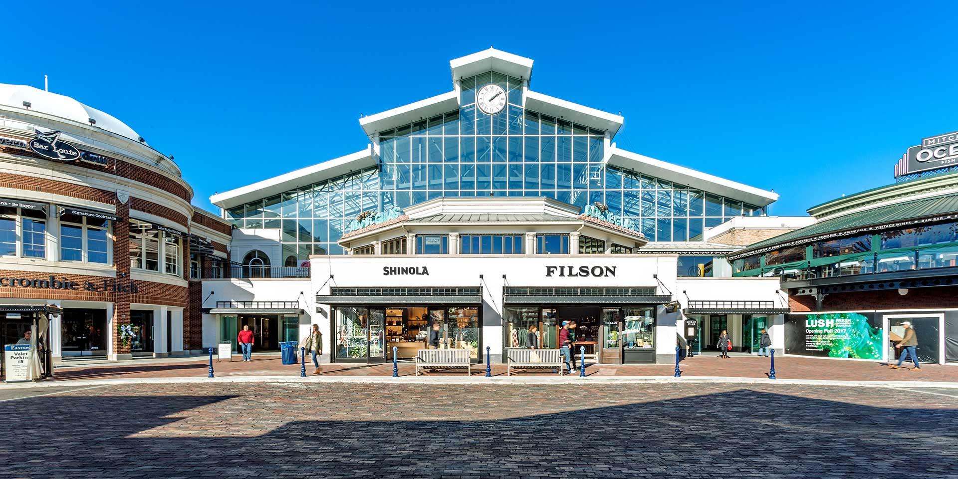 Easton Town Center Ping Hilton